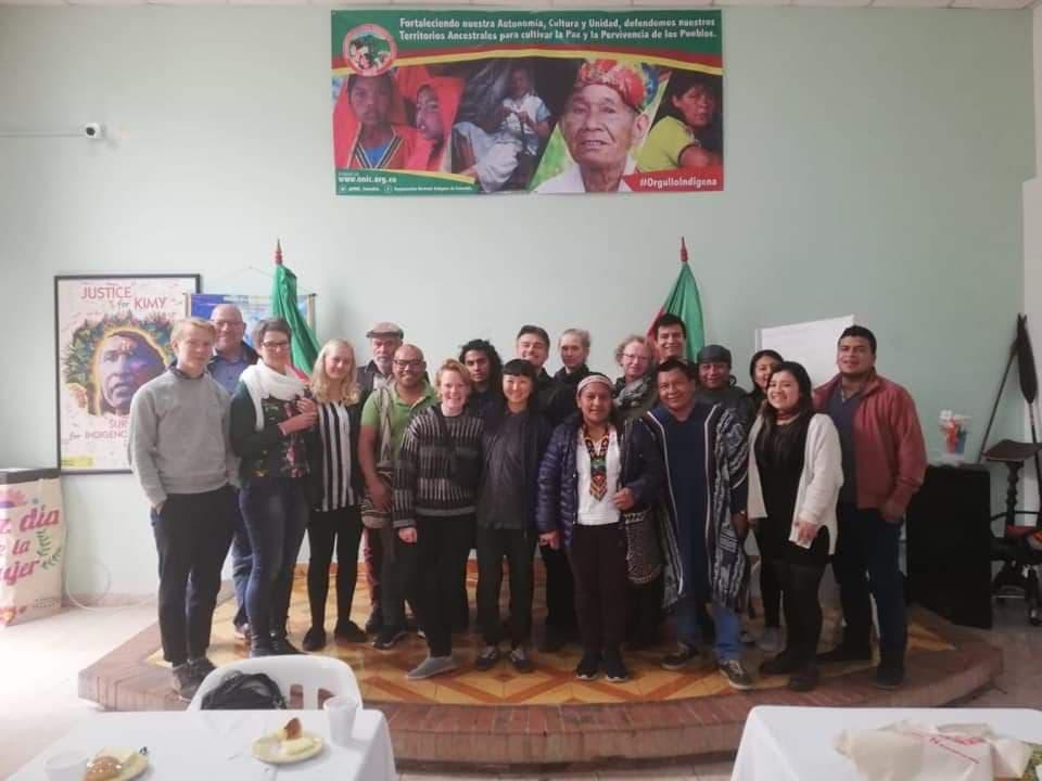 Lokalvalg i Colombia: Et pejlemærke på vej mod fred