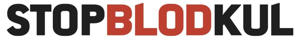 Stop Blodkul logo