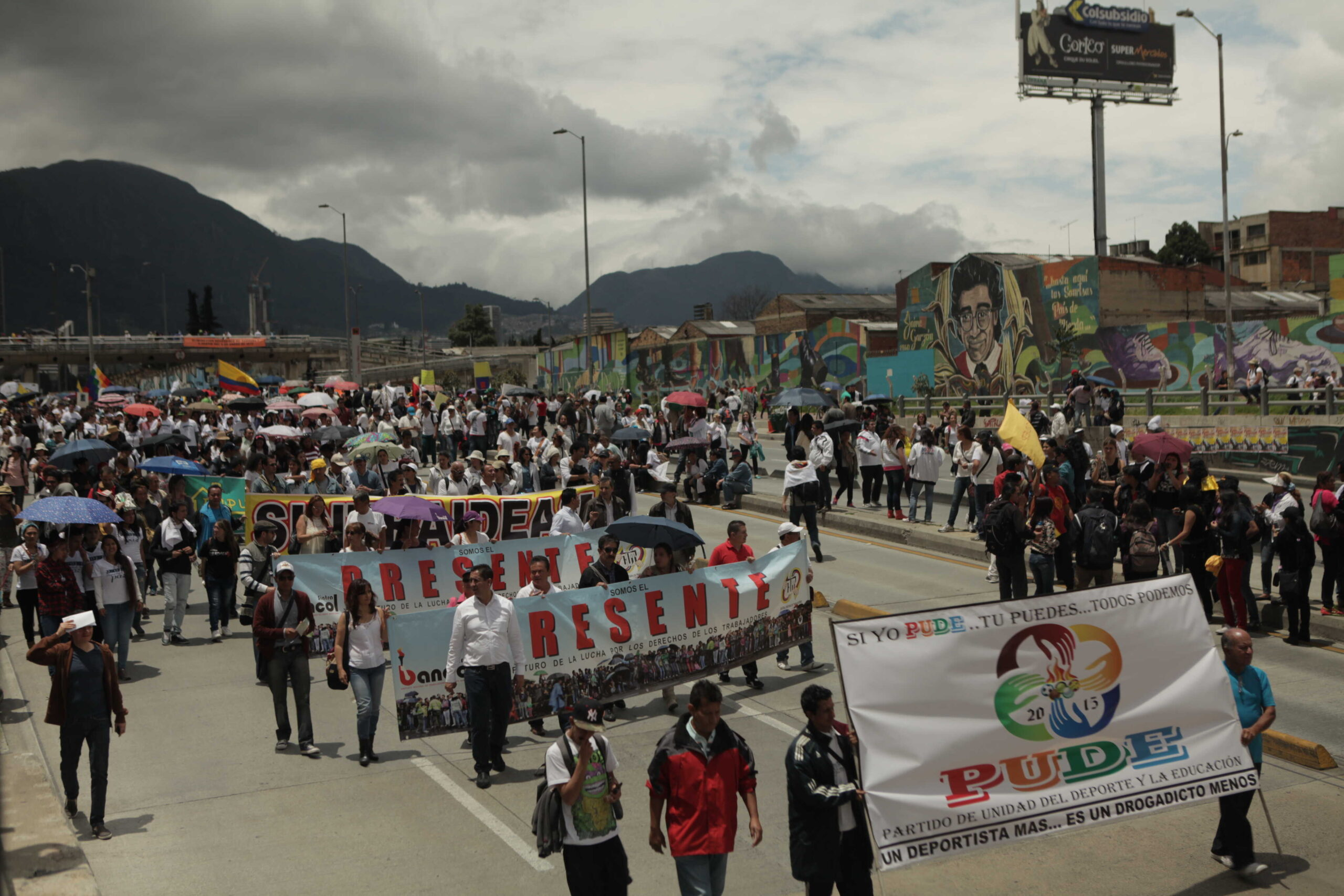 COLOMBIA SOLIDARITET