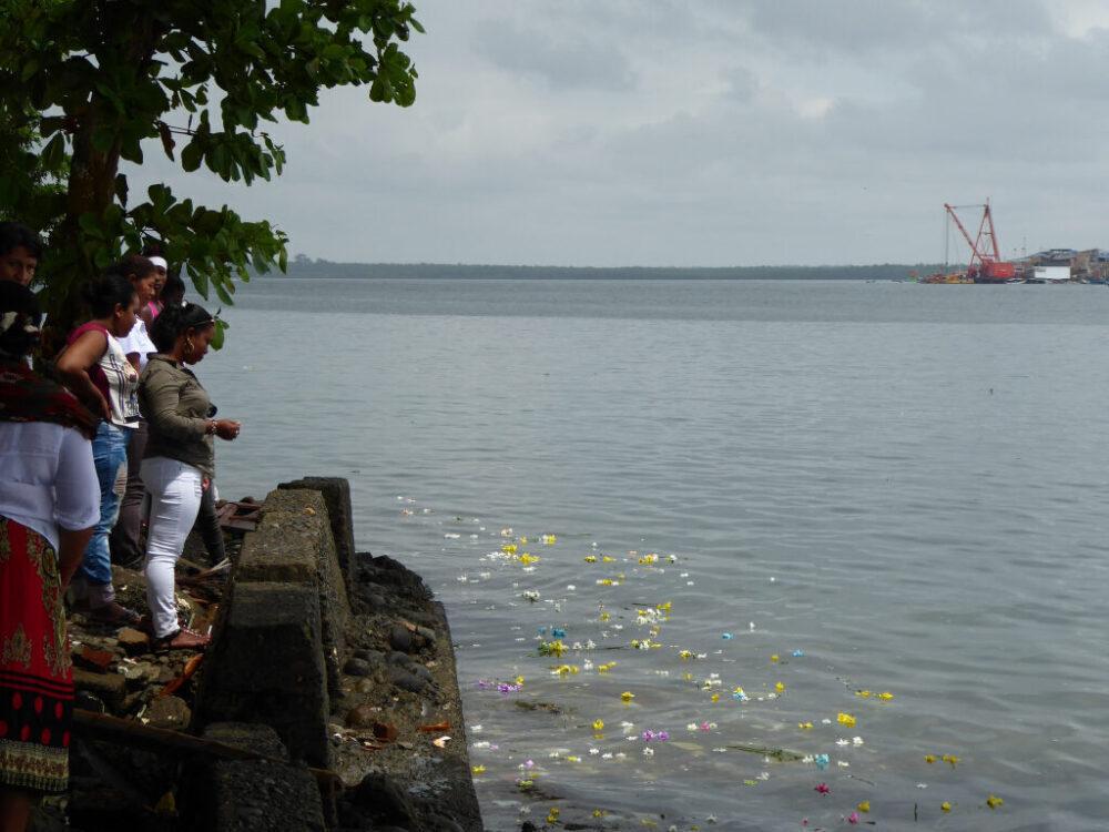 Tumaco: I søgen efter de forsvundne